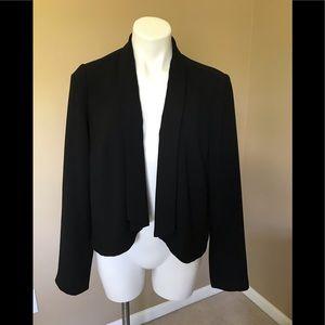 Loft Drape Front Jacket